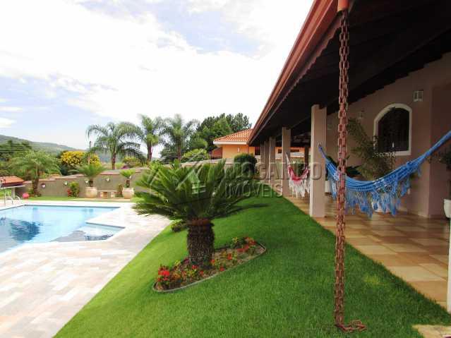 Varanda - Casa em Condomínio Parque São Gabriel, Itatiba, Bairro Itapema, SP À Venda, 4 Quartos, 480m² - FCCN40036 - 12