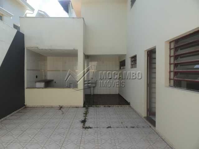 Quintal - Casa 3 quartos à venda Itatiba,SP Jardim Belém - R$ 850.000 - FCCA30625 - 13
