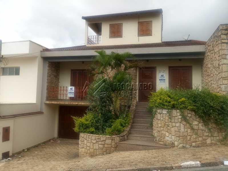 Fachada - Casa 3 quartos à venda Itatiba,SP Jardim Belém - R$ 850.000 - FCCA30625 - 1