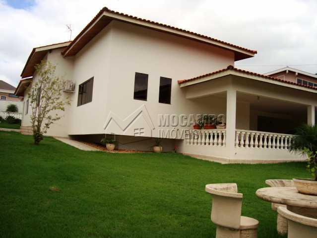 Área externa - Casa em Condomínio 3 quartos à venda Itatiba,SP - R$ 1.500.000 - FCCN30126 - 4