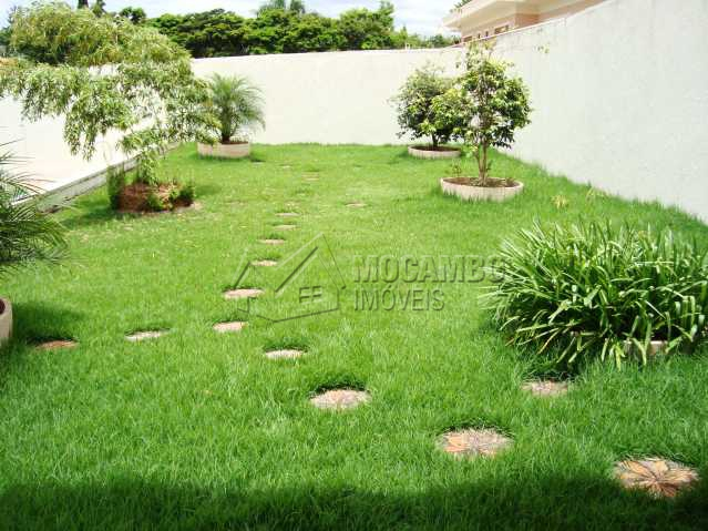 Quintal - Casa em Condomínio 3 quartos à venda Itatiba,SP - R$ 1.500.000 - FCCN30126 - 12