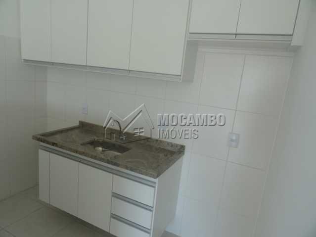 Cozinha - Apartamento À Venda no Condomínio Edifício Jardim Nice - Jardim Nice - Itatiba - SP - FCAP20266 - 4