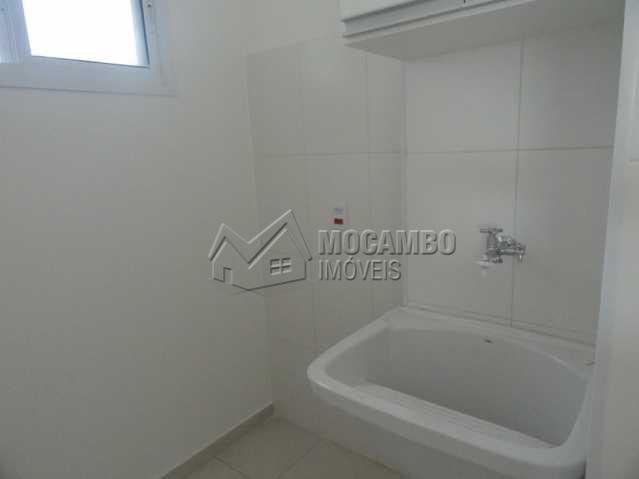 Área de Serviço - Apartamento À Venda no Condomínio Edifício Jardim Nice - Jardim Nice - Itatiba - SP - FCAP20266 - 10