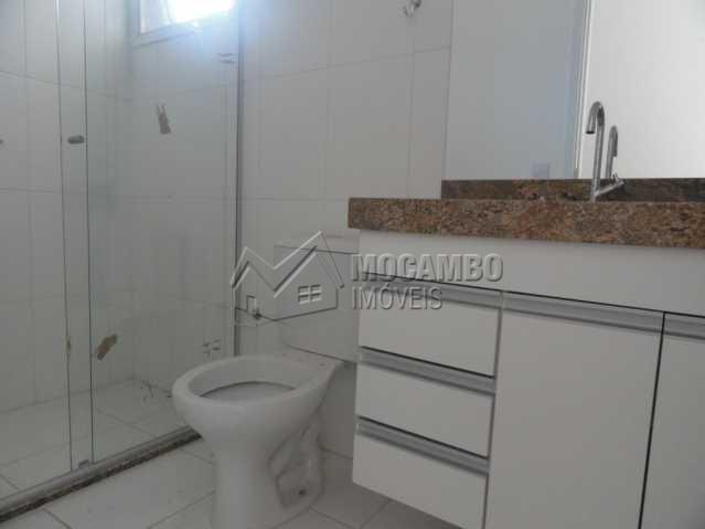 Banheiro Social - Apartamento À Venda no Condomínio Edifício Jardim Nice - Jardim Nice - Itatiba - SP - FCAP20266 - 9