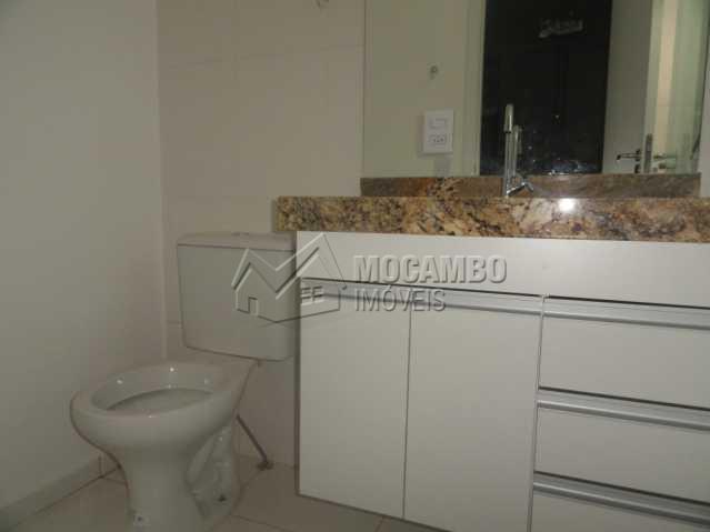 Banheiro Suíte - Apartamento À Venda no Condomínio Edifício Jardim Nice - Jardim Nice - Itatiba - SP - FCAP20266 - 7
