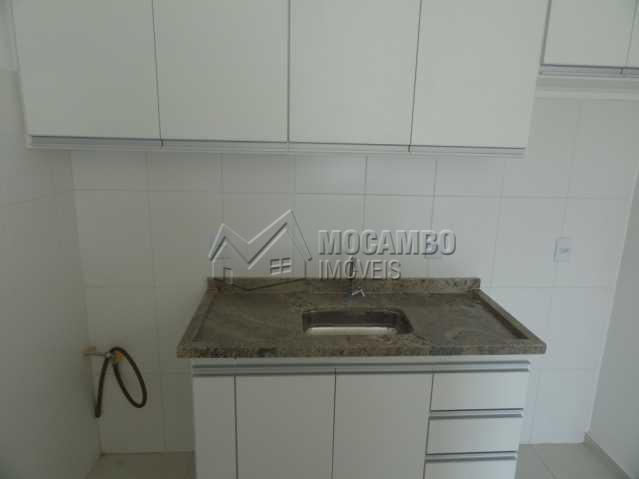 Cozinha - Apartamento À Venda no Condomínio Edifício Jardim Nice - Jardim Nice - Itatiba - SP - FCAP20266 - 5