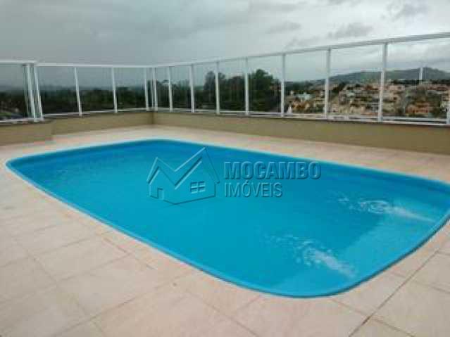 Piscina - Apartamento À Venda no Condomínio Edifício Jardim Nice - Jardim Nice - Itatiba - SP - FCAP20266 - 11