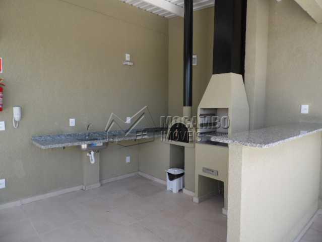 Churrasqueira - Apartamento À Venda no Condomínio Edifício Jardim Nice - Jardim Nice - Itatiba - SP - FCAP20266 - 12