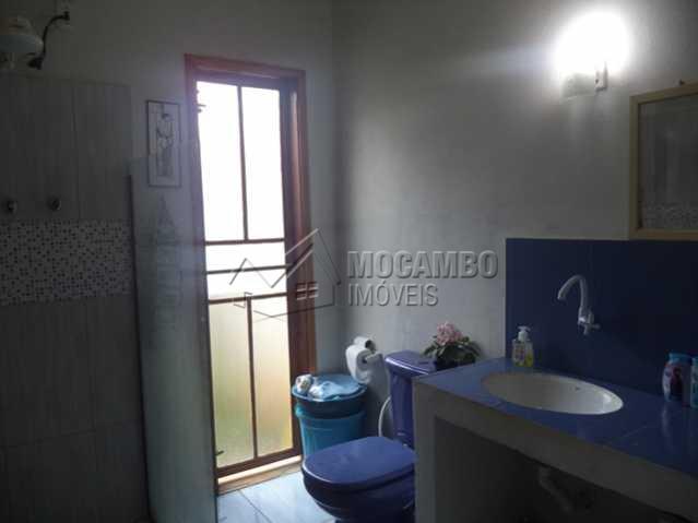 Banheiro - Chácara Itatiba, Recanto dos Pássaros, SP À Venda, 2 Quartos, 113m² - FCCH00017 - 12