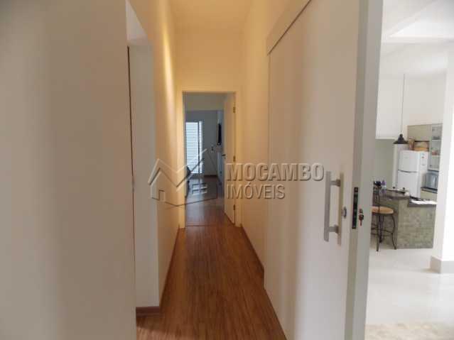 acesso aos dormitórios - Casa em Condomínio 3 quartos à venda Itatiba,SP - R$ 960.000 - FCCN30128 - 6
