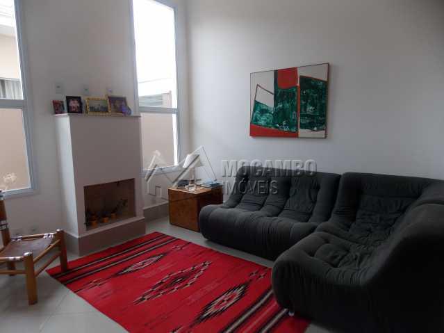 Sala - Casa em Condomínio 3 quartos à venda Itatiba,SP - R$ 960.000 - FCCN30128 - 4