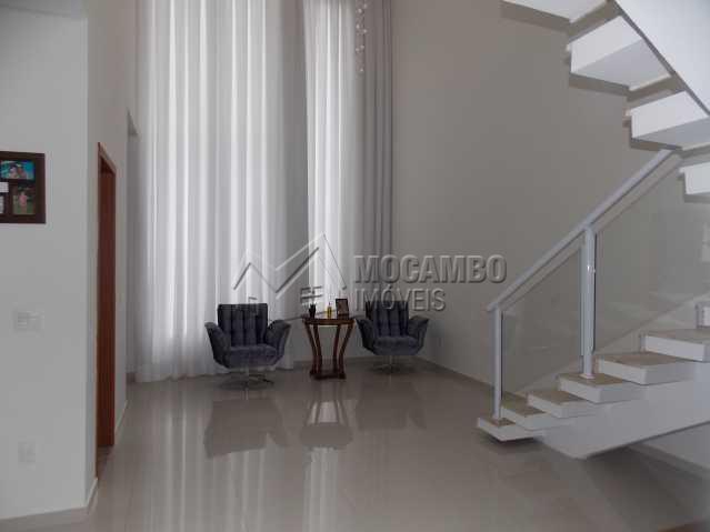 Sala - Casa em Condomínio 3 quartos à venda Itatiba,SP - R$ 1.348.320 - FCCN30131 - 5