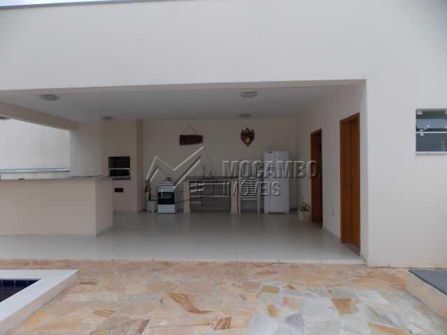 Área externa - Casa em Condomínio 3 quartos à venda Itatiba,SP - R$ 1.348.320 - FCCN30131 - 9
