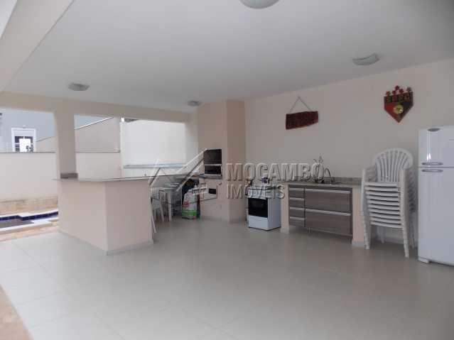 Área Gourmet - Casa em Condomínio 3 Quartos À Venda Itatiba,SP - R$ 1.348.320 - FCCN30131 - 10