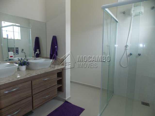 Suíte master - Casa em Condomínio 3 Quartos À Venda Itatiba,SP - R$ 1.348.320 - FCCN30131 - 14