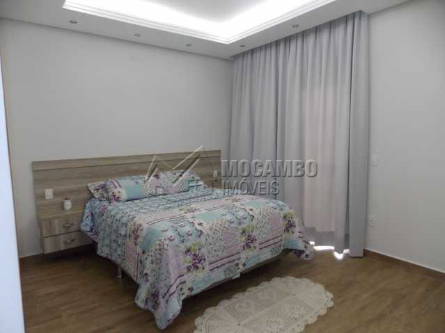 Suíte 1 - Casa em Condomínio 3 Quartos À Venda Itatiba,SP - R$ 1.348.320 - FCCN30131 - 16