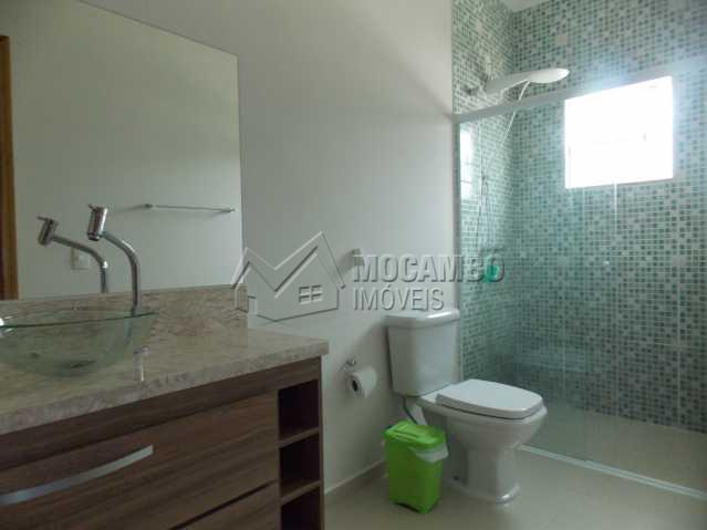 Banheiro suíte 3 - Casa em Condomínio 3 Quartos À Venda Itatiba,SP - R$ 1.348.320 - FCCN30131 - 21