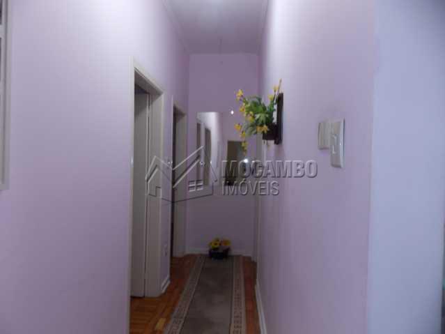 Acesso aos dormitórios - Casa 3 quartos à venda Itatiba,SP - R$ 800.000 - FCCA30638 - 5