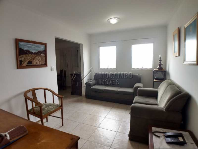 Sala - Apartamento 2 quartos à venda Itatiba,SP - R$ 213.000 - FCAP20283 - 1