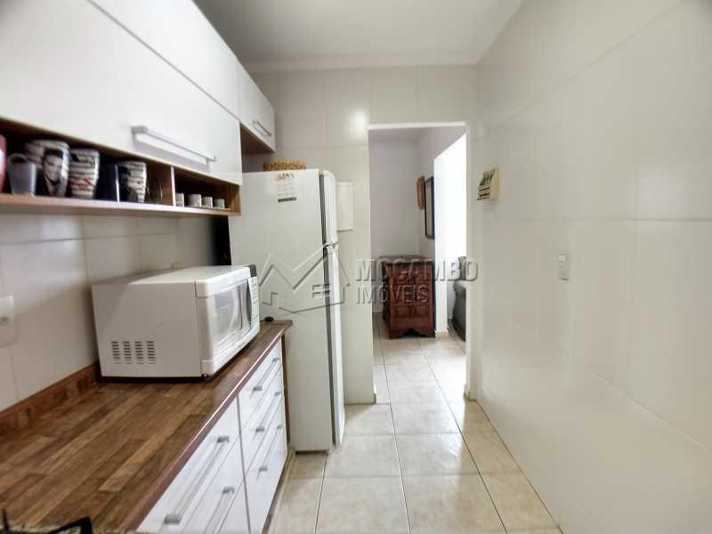 Cozinha - Apartamento 2 quartos à venda Itatiba,SP - R$ 213.000 - FCAP20283 - 6