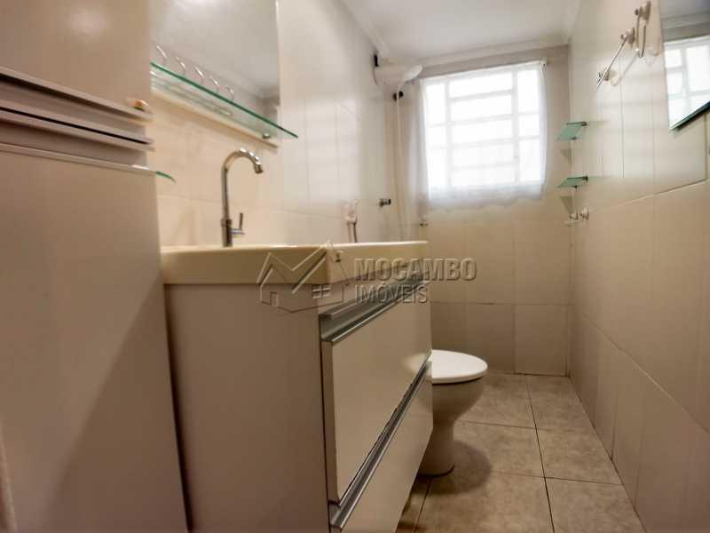 Banheiro Social - Apartamento 2 quartos à venda Itatiba,SP - R$ 213.000 - FCAP20283 - 10