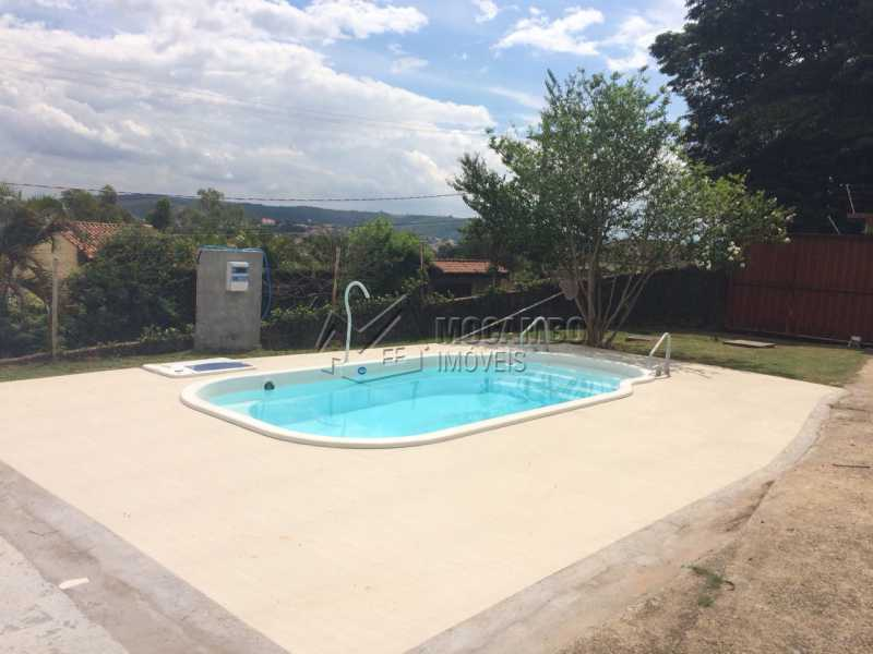 Piscina - Chácara 1050m² à venda Itatiba,SP - R$ 690.000 - FCCH40022 - 5