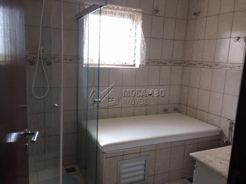 Banheiro Suíte - Chácara 1050m² à venda Itatiba,SP - R$ 690.000 - FCCH40022 - 11