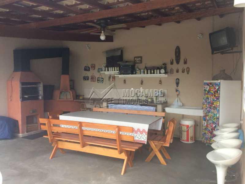 Área de Churrasqueira - Chácara 1050m² à venda Itatiba,SP - R$ 690.000 - FCCH40022 - 3