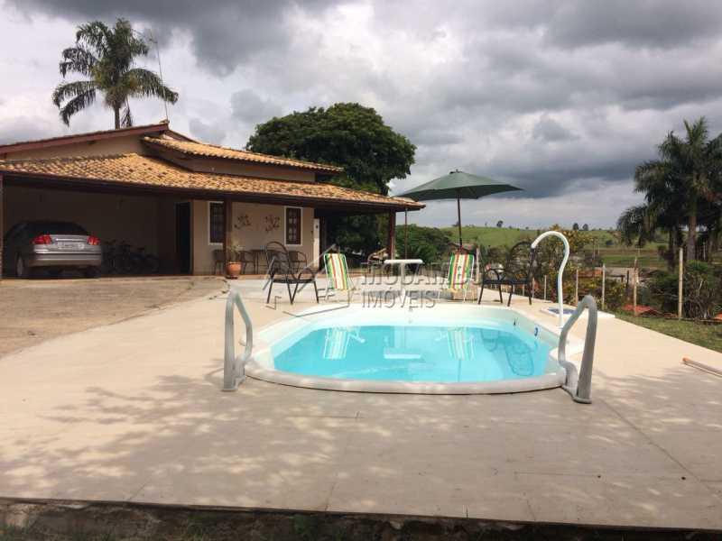 Fachada - Chácara 1050m² à venda Itatiba,SP - R$ 690.000 - FCCH40022 - 1