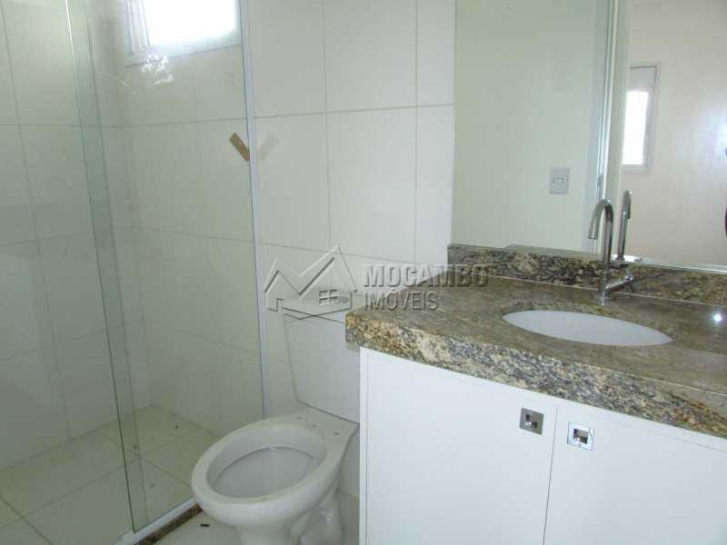 WC social 1 - Apartamento 2 quartos à venda Itatiba,SP - R$ 350.000 - FCAP20287 - 9