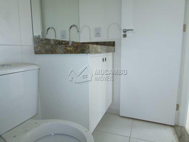 WC social 1 - Apartamento 2 quartos à venda Itatiba,SP - R$ 350.000 - FCAP20287 - 10