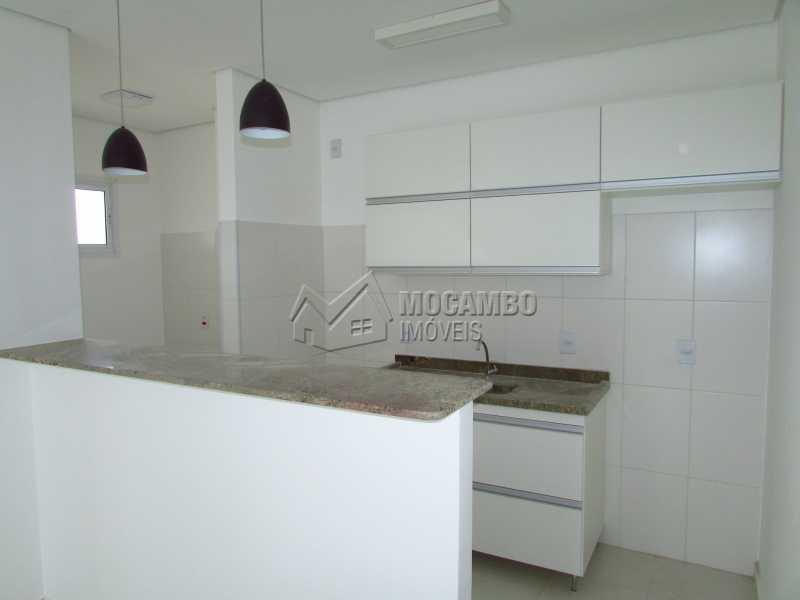 cozinha - Apartamento 2 quartos à venda Itatiba,SP - R$ 350.000 - FCAP20287 - 1