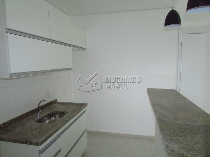 Cozinha gabinete - Apartamento 2 quartos à venda Itatiba,SP - R$ 350.000 - FCAP20287 - 4