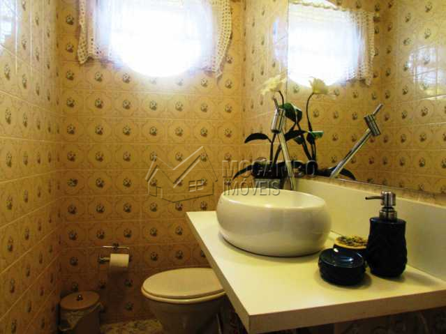 Lavabo - Casa em Condominio À Venda - Itatiba - SP - Ville Chamonix - FCCN30138 - 7