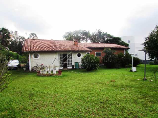 Fundos - Casa em Condominio À Venda - Itatiba - SP - Ville Chamonix - FCCN30138 - 12