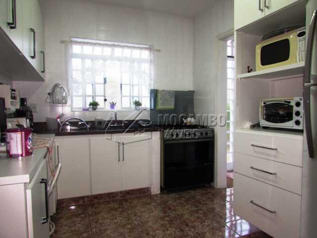 Cozinha - Casa em Condominio À Venda - Itatiba - SP - Ville Chamonix - FCCN30138 - 8