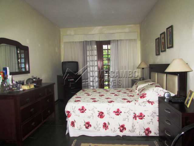 Suite - Casa em Condominio À Venda - Itatiba - SP - Ville Chamonix - FCCN30138 - 20