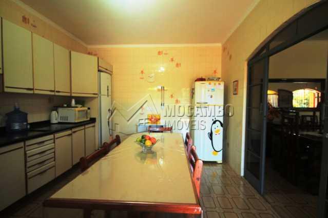 Cozinha - Casa em Condominio em condomínio À Venda - Condomínio Ville Chamonix - Itatiba - SP - Jardim Nossa Senhora das Graças - FCCN40043 - 4