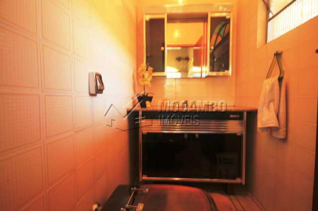 Lavabo - Casa em Condominio em condomínio À Venda - Condomínio Ville Chamonix - Itatiba - SP - Jardim Nossa Senhora das Graças - FCCN40043 - 6