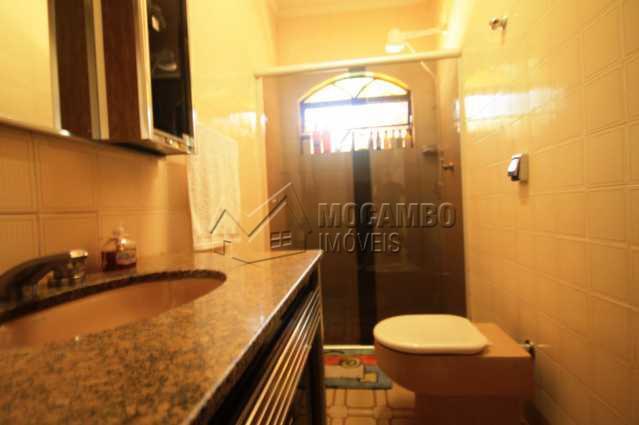 Banheiro Social - Casa em Condominio em condomínio À Venda - Condomínio Ville Chamonix - Itatiba - SP - Jardim Nossa Senhora das Graças - FCCN40043 - 9