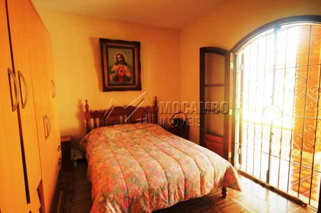 Dormitório - Casa em Condominio em condomínio À Venda - Condomínio Ville Chamonix - Itatiba - SP - Jardim Nossa Senhora das Graças - FCCN40043 - 11