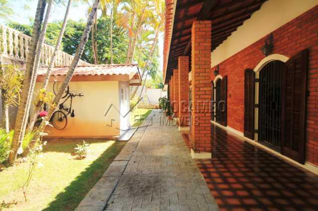 Varanda - Casa em Condominio em condomínio À Venda - Condomínio Ville Chamonix - Itatiba - SP - Jardim Nossa Senhora das Graças - FCCN40043 - 13