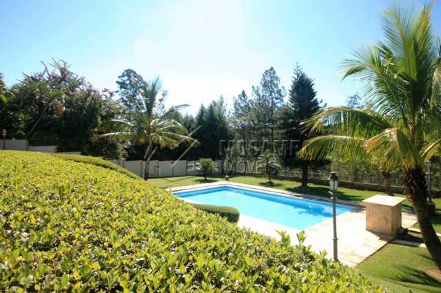 Piscina - Casa em Condominio em condomínio À Venda - Condomínio Ville Chamonix - Itatiba - SP - Jardim Nossa Senhora das Graças - FCCN40043 - 17