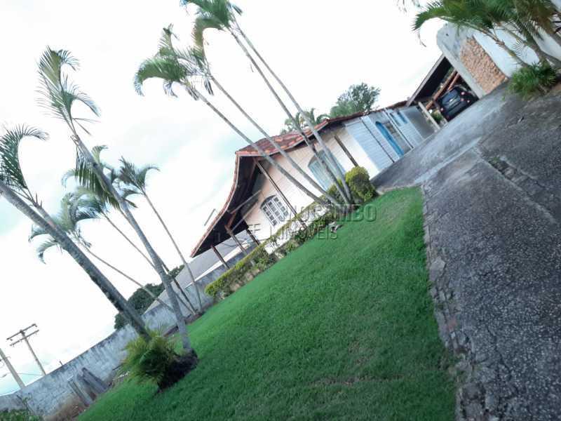 Fachada - Chácara 1000m² à venda Itatiba,SP - R$ 450.000 - FCCH30061 - 3