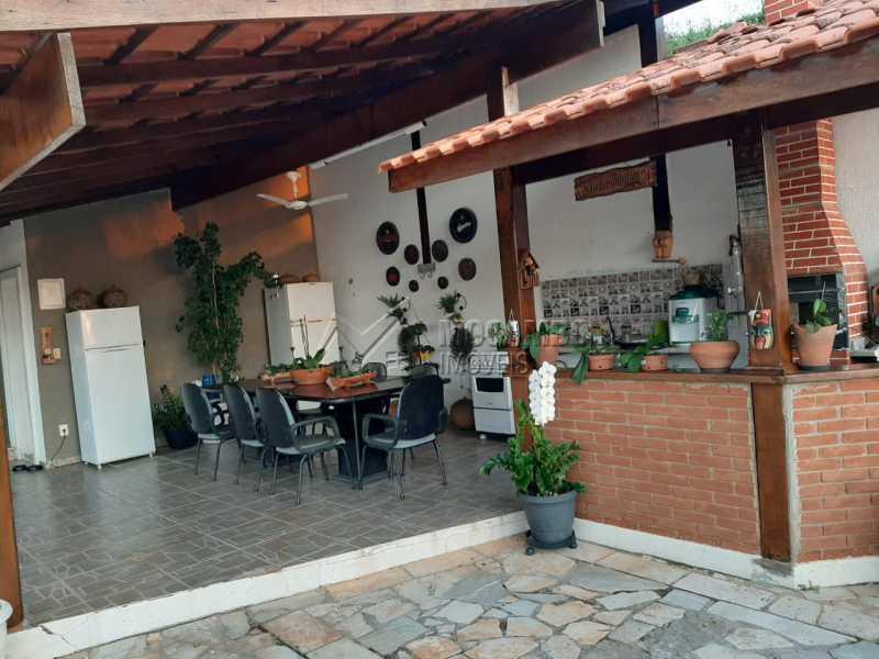 Área gourmet - Chácara 1000m² à venda Itatiba,SP - R$ 450.000 - FCCH30061 - 12