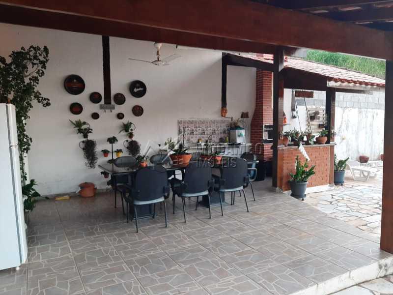 Área gourmet - Chácara 1000m² à venda Itatiba,SP - R$ 450.000 - FCCH30061 - 13