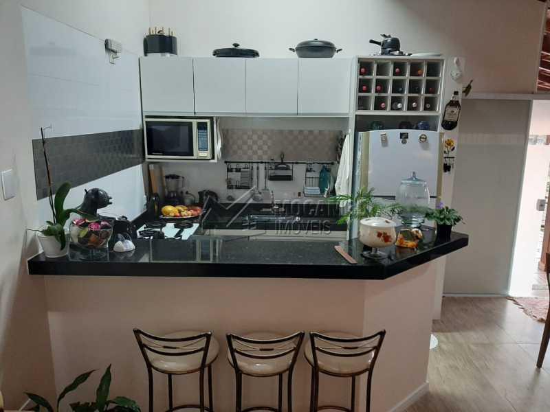 Cozinha americana - Chácara 1000m² à venda Itatiba,SP - R$ 450.000 - FCCH30061 - 16