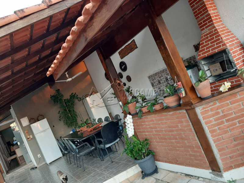 Área gourmet - Chácara 1000m² à venda Itatiba,SP - R$ 450.000 - FCCH30061 - 14