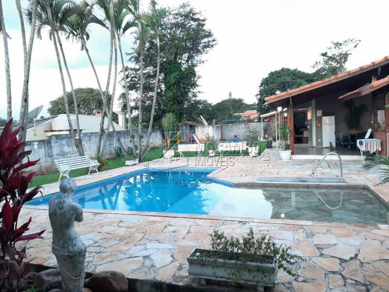Área gourmet - Chácara 1000m² à venda Itatiba,SP - R$ 450.000 - FCCH30061 - 8