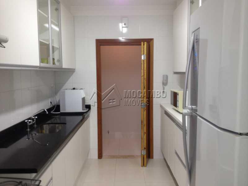 Cozinha - Apartamento Condomínio Edifício Raritá, Avenida Prudente de Moraes,Itatiba, Centro,Vila Santa Cruz, SP À Venda, 3 Quartos, 120m² - FCAP30270 - 7
